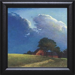 Sandy Wadlington 'Summer Storm' Framed Artwork