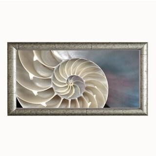 Andrew Levine 'Nautilus' Framed Artwork