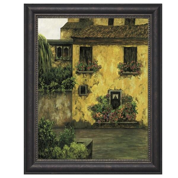 Shop Montserrat Masdeu \'Summer Villa\' Framed Artwork - On Sale ...