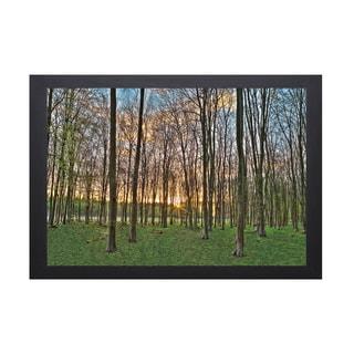 Assaf Frank 'Secret Sunset' Framed Artwork