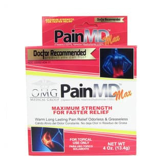 Pain MD Maximum Strength 4-ounce Pain Relieving Cream|https://ak1.ostkcdn.com/images/products/9821736/P16986518.jpg?impolicy=medium