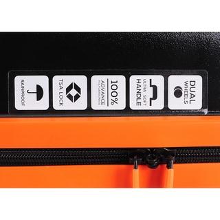 Lojel Nimbus 29.75-inch IPX-3 Waterproof Hardside Upright Spinner Suitcase
