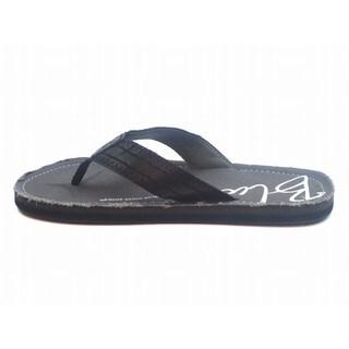 Blue Mens 'M-Fouler' Beach Flip Flop Sandals