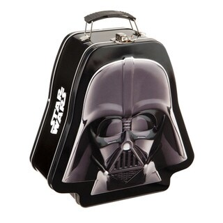 Star Wars Darth Vader Embossed Lunch Box