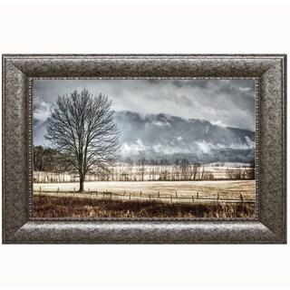 Todd McPhetridge 'Solitude' Framed Artwork