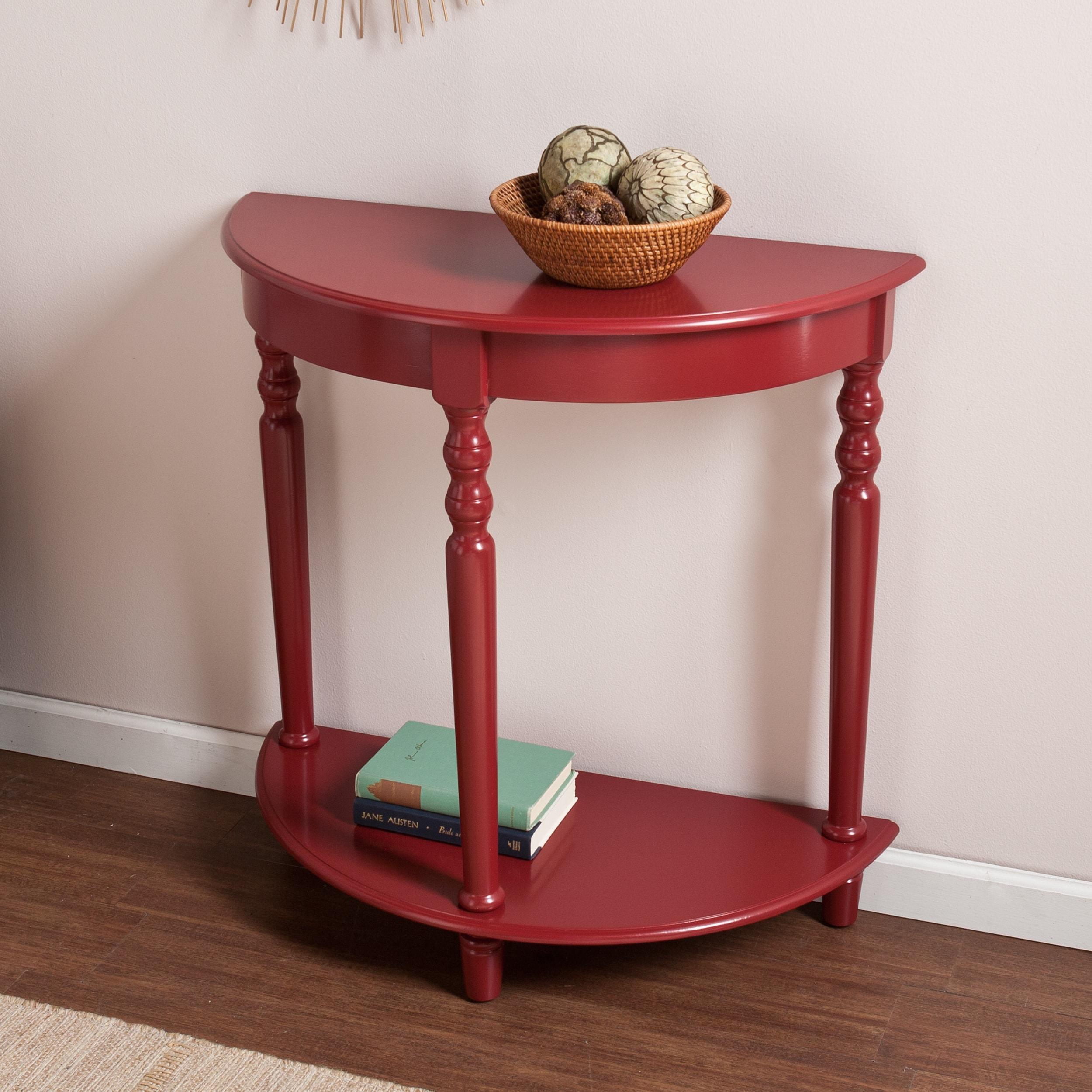 Prime Buy Red Sofa Tables Online At Overstock Our Best Living Short Links Chair Design For Home Short Linksinfo