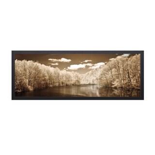 Ily Szilagyi 'A tranquil Journey' Framed Artwork