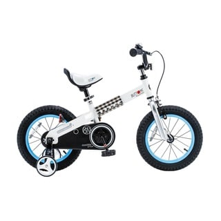 Royalbaby Buttons 14-inch Kids' Bike with Training Wheels