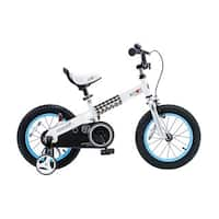 Royalbaby Buttons 14-inch Kids' Bike with Training Wheels - 14""