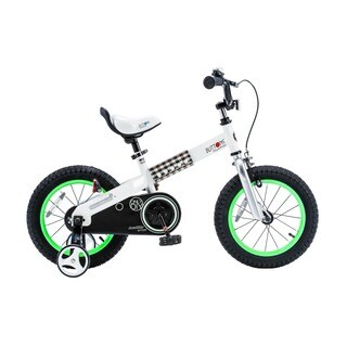 Royalbaby Buttons 16-inch Kids' Bike with Training Wheels