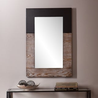decorative framed mirrors white holly and martin wagars burnt oak black mirror burnt oak buy mirrors online at overstockcom our best decorative