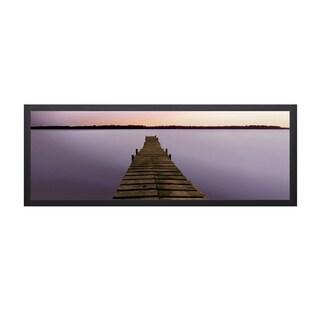 Dermot O'kane 'Serenity' Framed Artwork