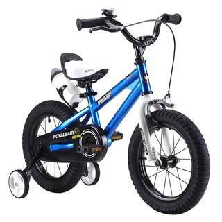RoyalBaby BMX Freestyle 12-inch Kids Bike with Training Wheels
