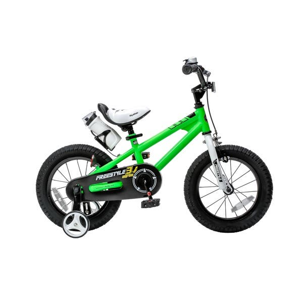 Shop Royalbaby Bmx Freestyle 14 Inch Kids Bike With Training Wheels Overstock 9821982