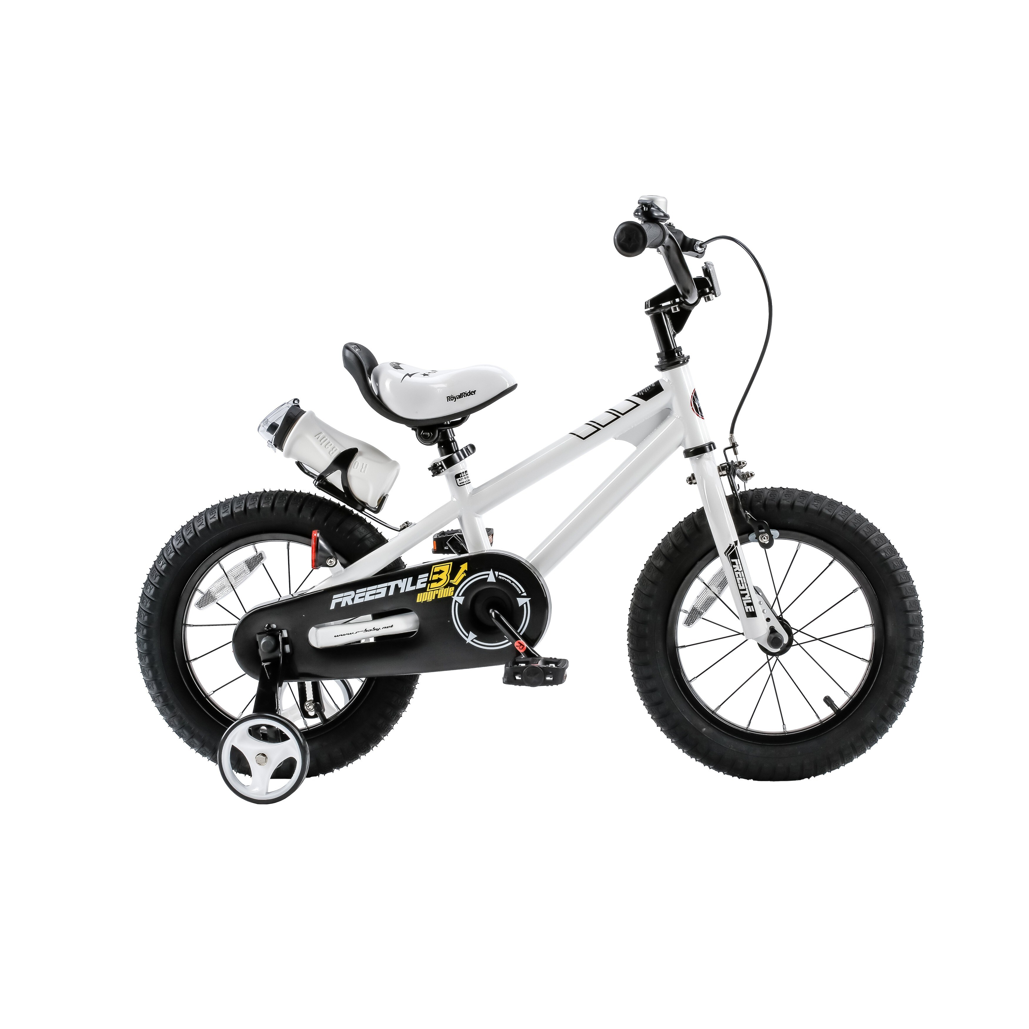 RoyalBaby BMX Freestyle 16-inch Kids' Bike With Training