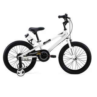 RoyalBaby BMX Freestyle 18-inch Kids' Bike with Training Wheels (5 options available)