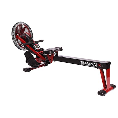 Stamina X Air Rower - Black
