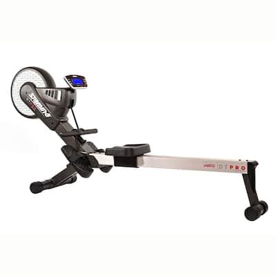 Stamina DT Pro Rowing Machine - Black