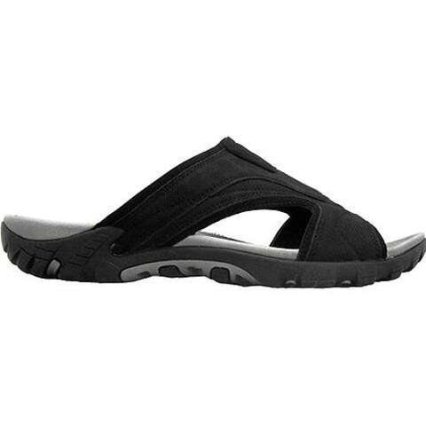 Men's Island Surf Co. Mako Slide Black
