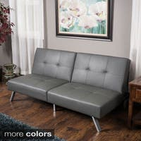 Vicenza Two Seat Sofa Sleeper by Christopher Knight Home