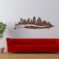 Austin Skyline Wall Decal