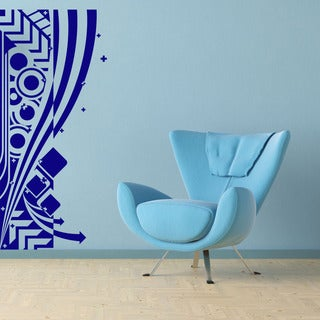 Abstract Wall Decal