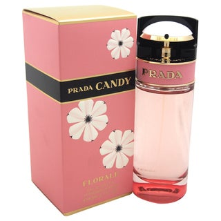 Prada Candy Florale Women's 2.7-ounce Eau de Toilette Spray