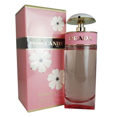 Prada Candy Florale Women's 2.7-ounce Eau de Toilette Spray