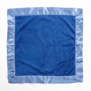 One Grace Place Simplicity Blue Binky Blanket