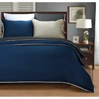 Superior 600 Thread Count Bahama Cotton Blend Duvet Cover Set