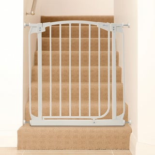 Dreambaby Auto Close Security Gate (Option: White)