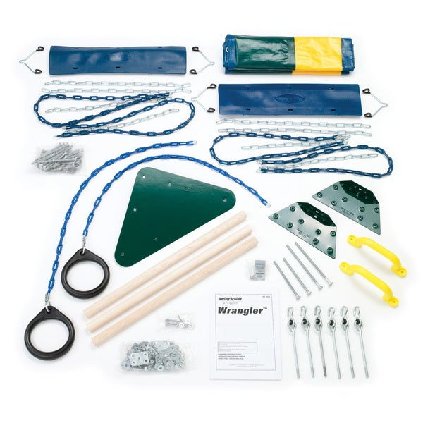 Wrangler Custom Swing Set Hardware Kit