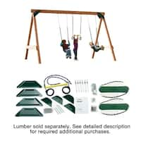 Scout Custom Swing Set Hardware Kit