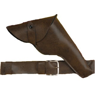 Gun Holster and Belt Costume Accessory