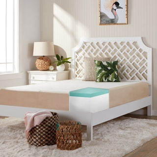Comfort Dreams Select-A-Firmness 11-inch Twin-size Gel Memory Foam Mattress