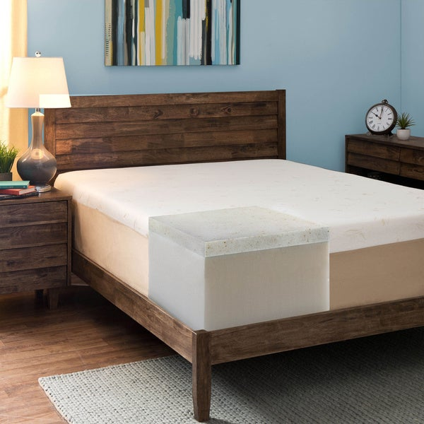 Comfort Dreams Select-a-Firmness 14-inch Queen-size Copper Gel Memory Foam Mattress