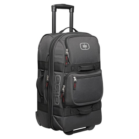 Ogio Layover Travel/Luggage Case (Roller) Travel Essential