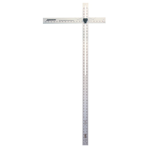 48-inch Adjustable Drywall Square