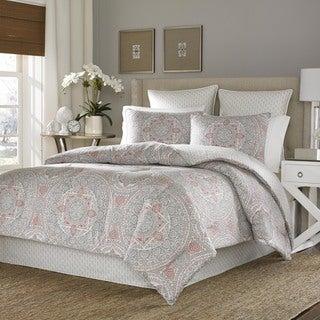 Stone Cottage Ibiza 100-percent Cotton Sateen 4-piece Comforter Set