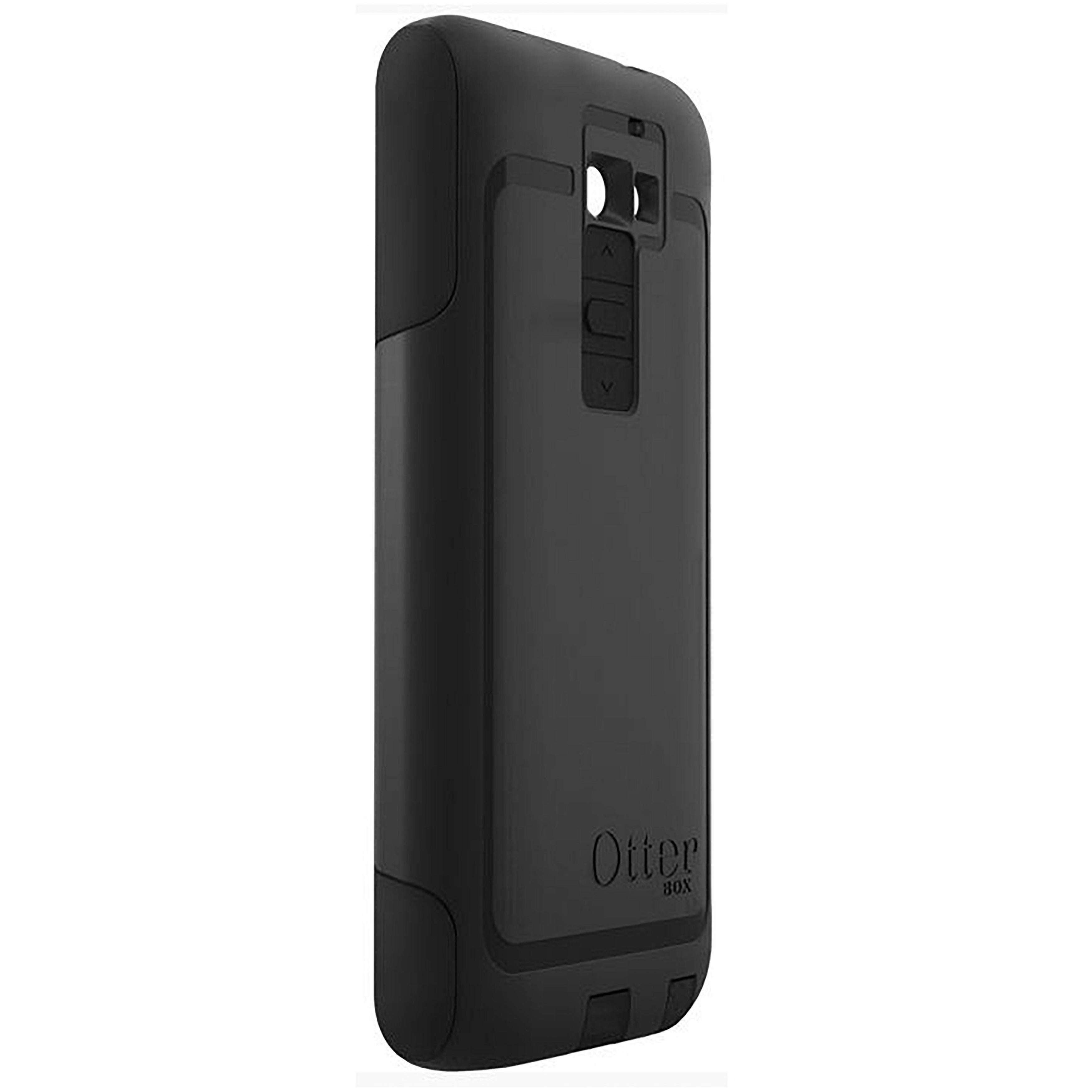 Otterbox Commuter Series White/Pink Case for LG G2 (White...
