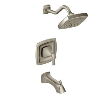 Moen Voss Moentrol(R) Tub/Shower Trim, Brushed Nickel (T3693BN)
