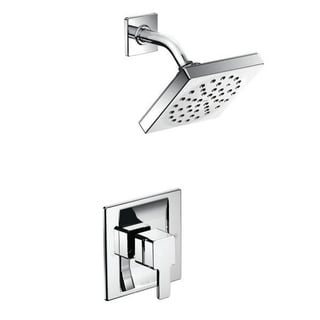 Moen 90-degree Chrome PosiTemp Shower Fixture