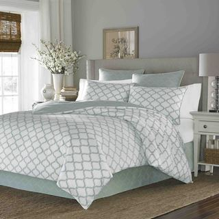 Stone Cottage Savannah 100-percent Cotton Sateen 4-piece Comforter Set