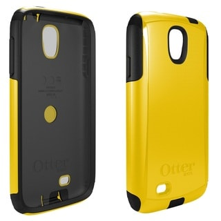 OtterBox 77-27789 Commuter Series Yellow Case for Samsung Galaxy S4