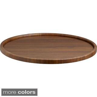 Woodcraft 14 Inch Round Serving Tray