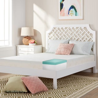 Comfort Dreams Select-A-Firmness 9-inch Full-size Gel Memory Foam Mattress - Multi