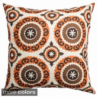 Nixa 20-inch Decorative Throw Pillows (Set of 2)