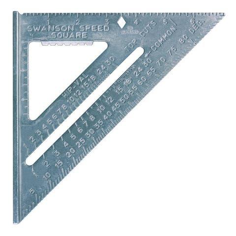 Plain Markings Speed Square