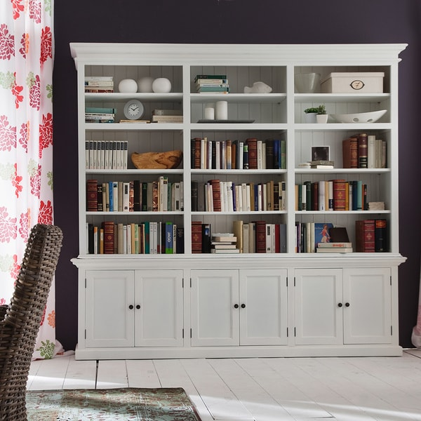 796834fd9 Shop The Gray Barn Ora Mahogany Triple-bay Hutch Unit - Free ...