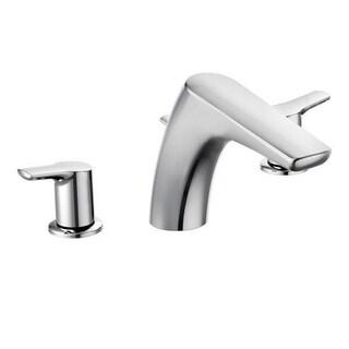 Moen Method Roman Tub Faucet Trim Chrome - N/A